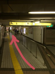 銀座線浅草駅
